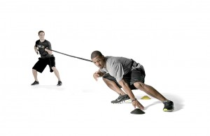 Trak za trening z uporom www.sportnaoprema Recoil 360