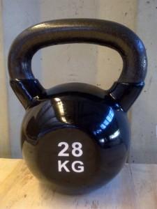 Kettlebell 28kg