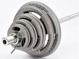 Standard komplet enoročnih uteži 80kg www.sportnaoprema.si