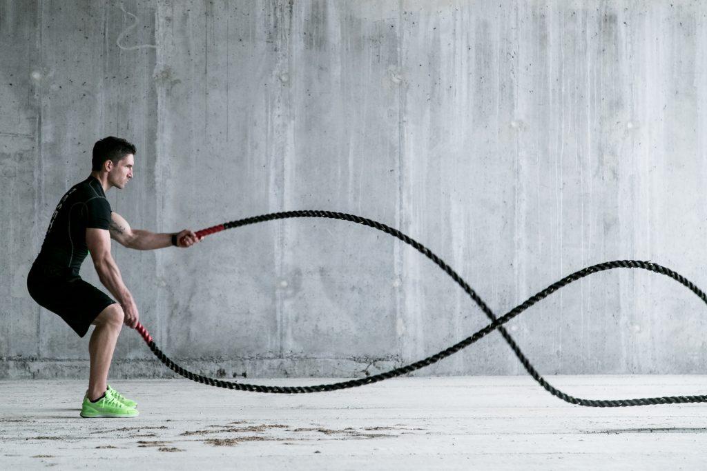 Battle rope www.sportnaoprema.si