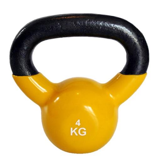 Kettlebell 4kg www.sportnaoprema.si