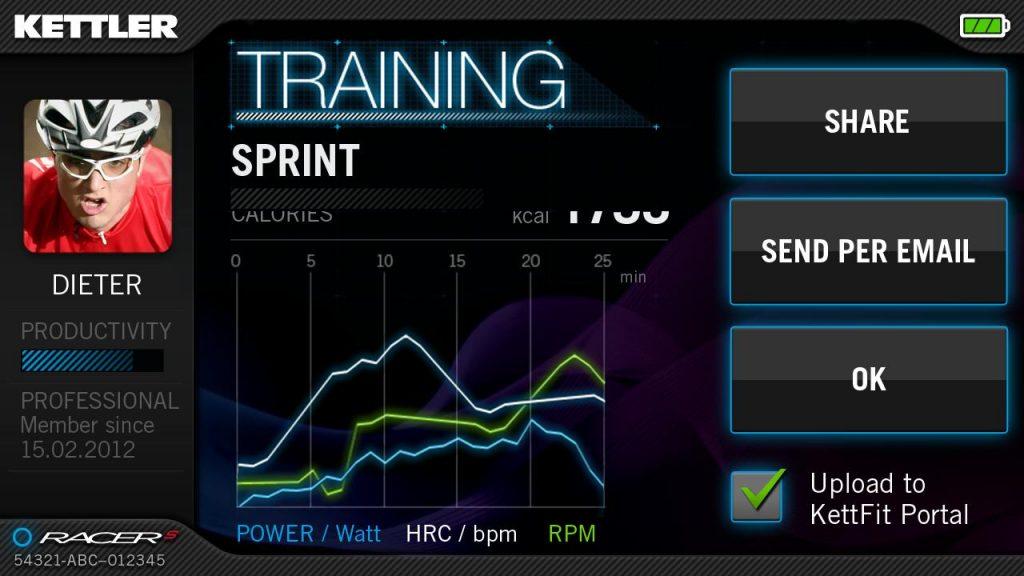 Kettler Racer S app www.sportnaorpema.si