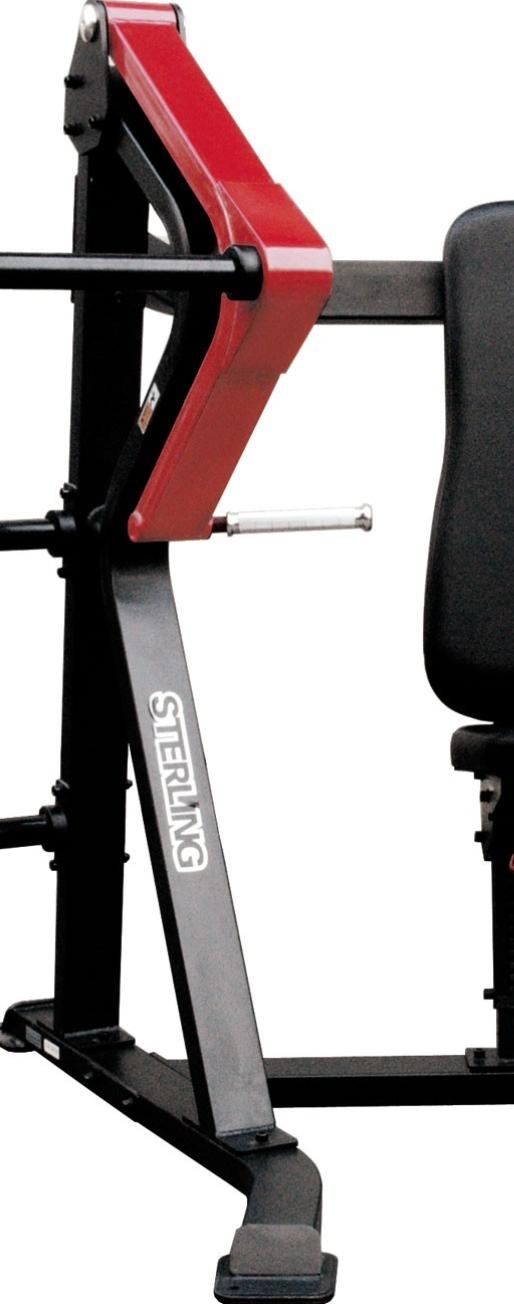 IMPULSE CHEST PRESS SL7001 - Športna opremaŠportna oprema