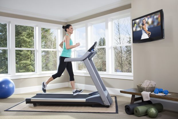 tekalna steza za vadbo doma