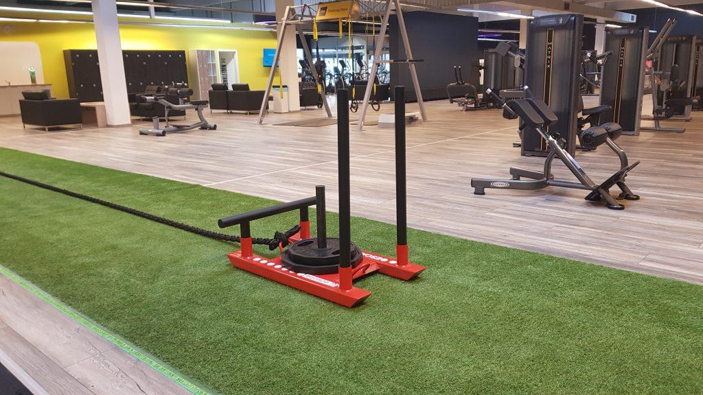 Umetna trava za fitnes